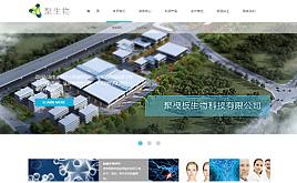 织梦生物科技/化工医药网站模板(企业通用)