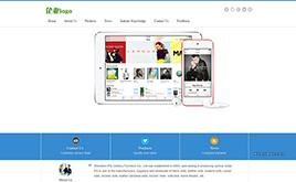 织梦dedecms5.7白色大气英文企业网站模板