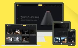 织梦cms智能时尚科技公司网站模板带手机端
