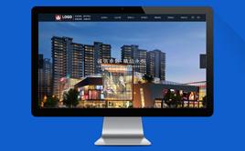 高端房地产投资类企业公司网站dede模板