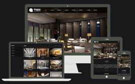 织梦响应式家居展示企业网站模板