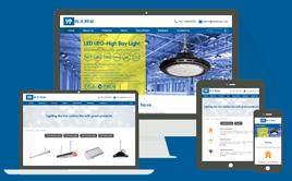 响应式HTML5灯具公司网站织梦模板(自适应手机端)