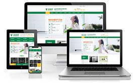 绿色营销型家政家装电子机械行业通用织梦企业模板+WAP移动端同步-互创湾出品