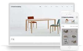 响应式家具家居类网站织梦模板[自适应]