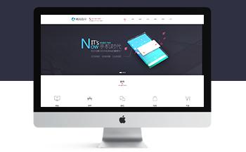网站建设软件开发小程序开发类网站织梦模板