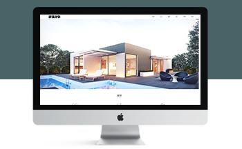 响应式建筑规划施工机械工程企业类网站织梦模板