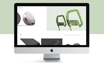 产品相册与电子产品类网站织梦模板(带手机端)