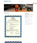 CERTIFICATION-Cell phone printer