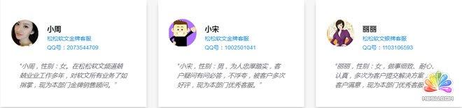 松松软文新网站开发一点点经验心得 经验心得 第2张