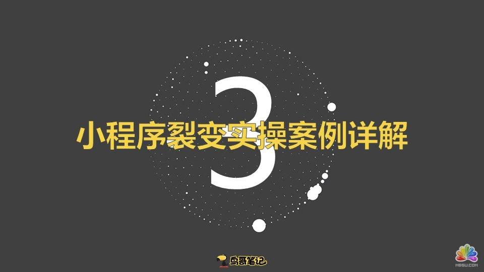 实操总结:小程序裂变0成本获客3要素 网络营销 微信 互联网 经验心得 第13张